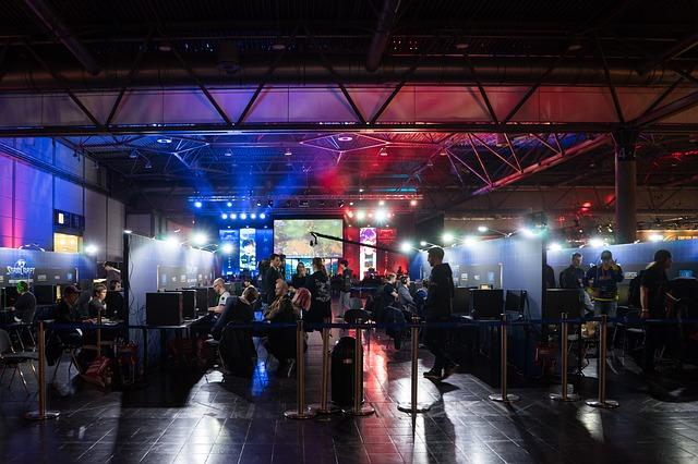 e-sport tournament